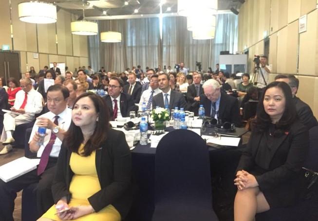 Vinh danh các doanh nghiệp châu Âu tiêu biểu tại Việt Nam