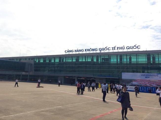 Áp dụng phương thức quản lý bay mới ở sân bay Phú Quốc