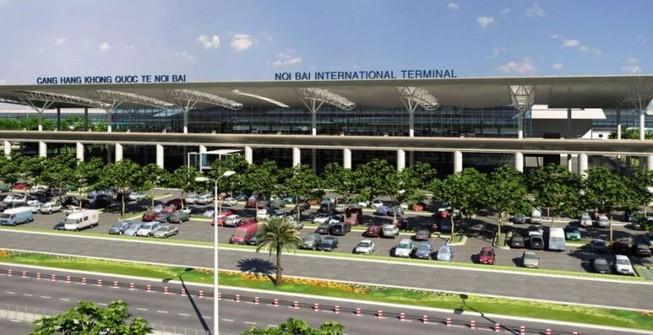 Sân bay Nội Bài dẫn đầu về mức độ hài lòng