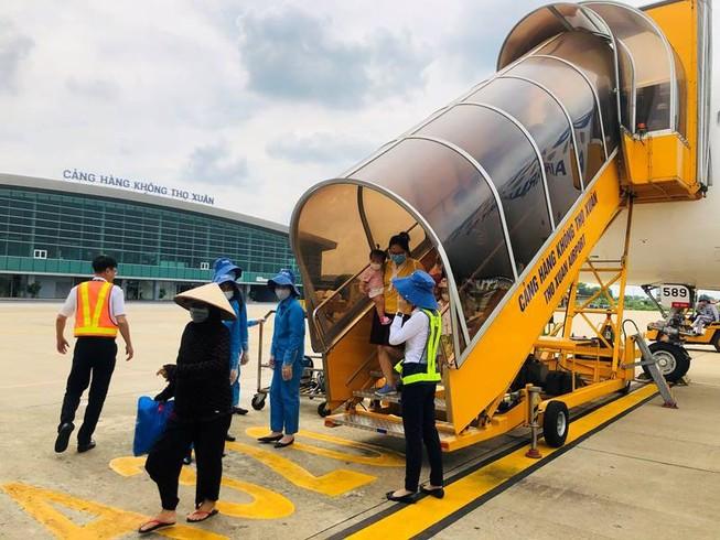 Đề xuất sân bay Thọ Xuân đón các chuyến bay quốc tế