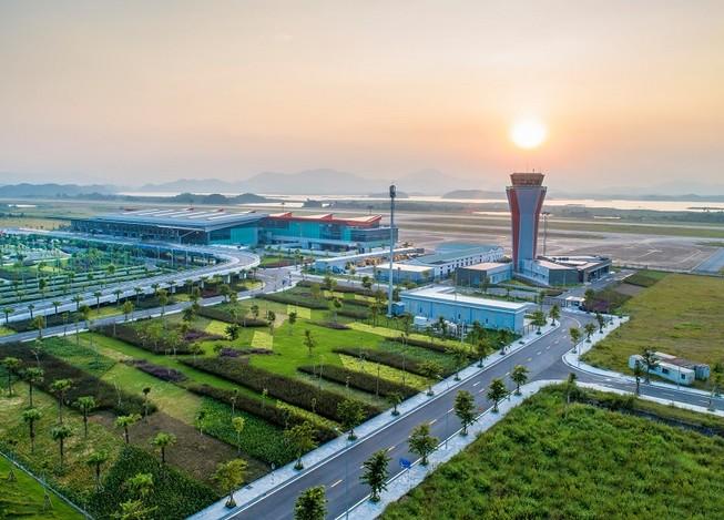 Sân bay Vân Đồn được phép khai thác trở lại từ ngày 3-3