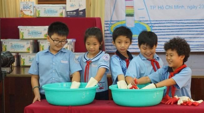 'Bật mí' bí quyết giúp học sinh đam mê khám phá khoa học