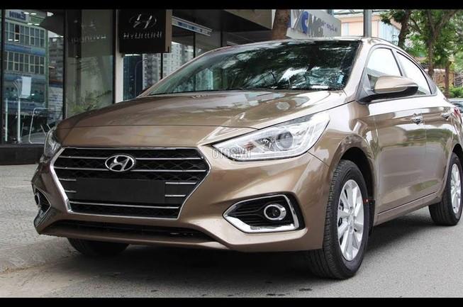 Hyundai Accent có phù hợp để chạy dịch vụ?