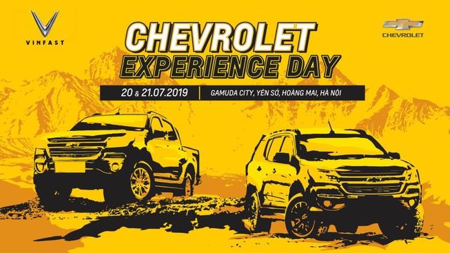 Chevrolet Experience day - Thỏa cơn khát cho dân mê xe