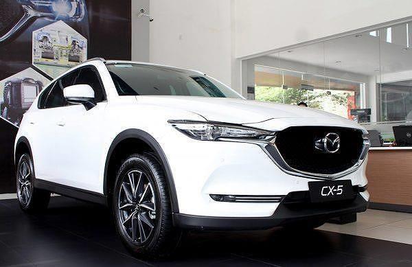 Bảng giá Mazda mới nhất: Khuyến mãi lớn lên đến 100 triệu đồng