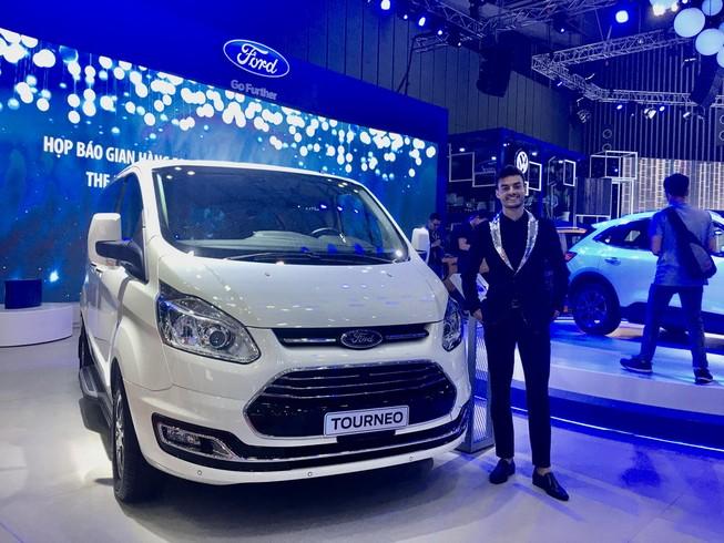 Bảng giá xe Ford tháng 11: Ecosport ưu đãi đến 30 triệu đồng
