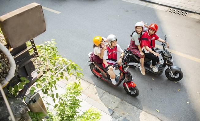 Xe máy điện dần có chỗ đứng, cải thiện môi trường tại Việt Nam