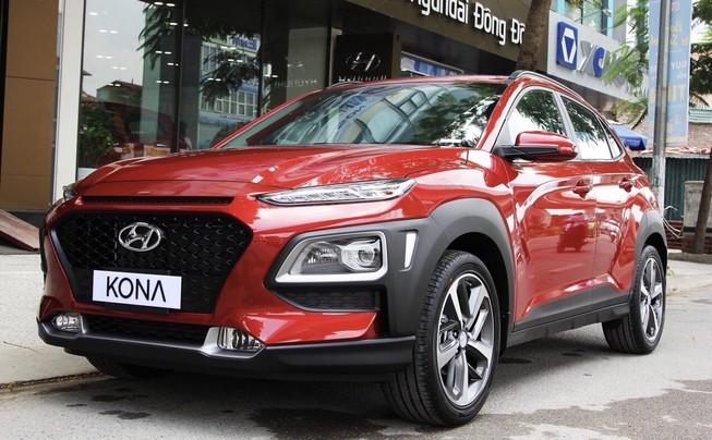 Bảng giá Hyundai tháng 12: Kona, Elantra giảm giá dịp cuối năm