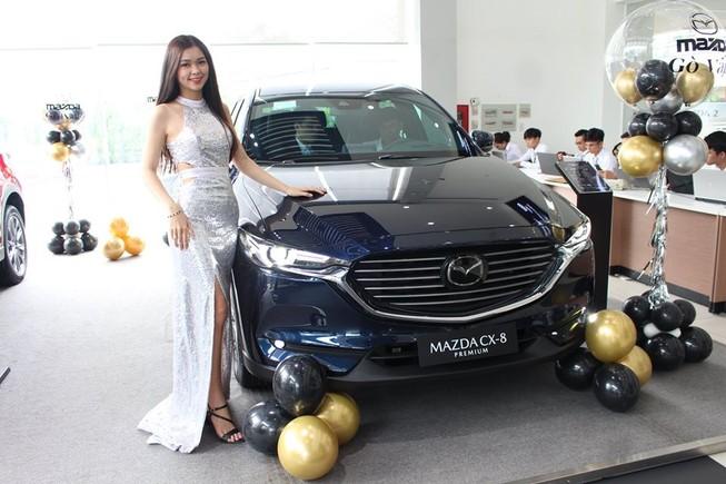 Mazda ưu đãi khủng lên đến 100 triệu đồng cho các dòng xe