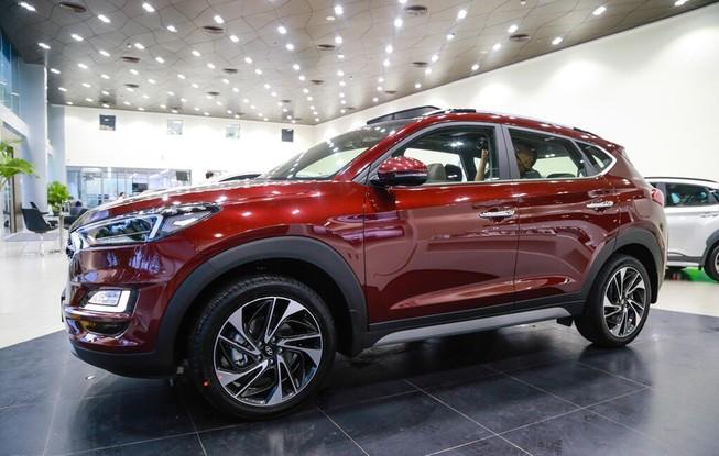 Khách hàng tiêu thụ gần 80.000 xe Hyundai trong năm 2019