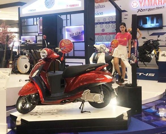 Nên mua mẫu xe máy có Smartkey nào trong mùa tết