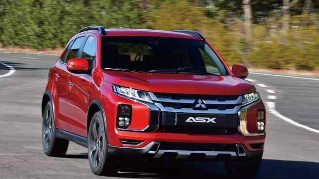 Mitsubishi Outlander 2020 dự kiến về Việt Nam vào tháng 2 này