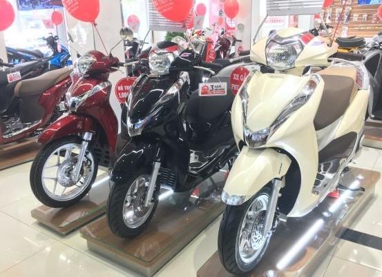 Nhiều mẫu xe máy Honda bất ngờ giảm dưới giá đề xuất