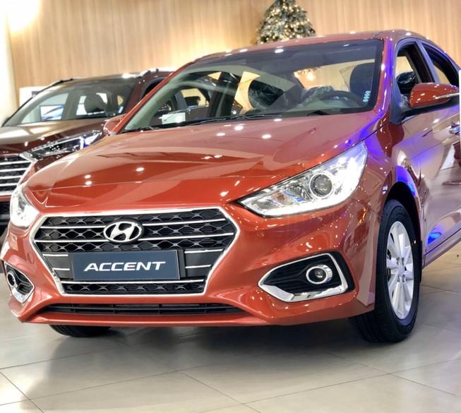 Giá lăn bánh kèm khuyến mãi của Hyundai Accent mới nhất