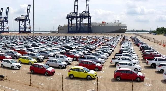 Ô tô Thái Lan chi phối thị trường xe nhập khẩu tại Việt Nam