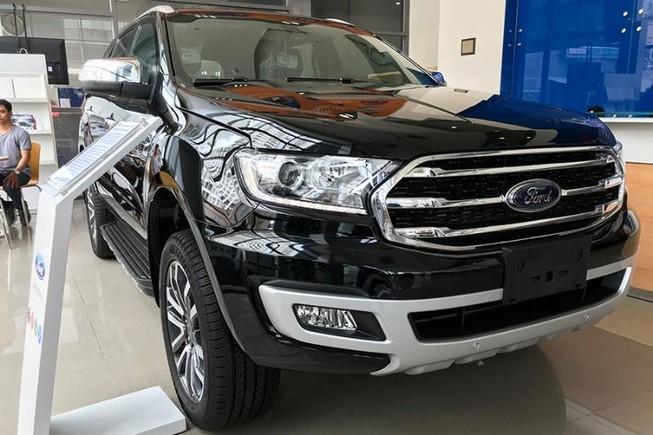 Bảng giá xe Ford tháng 12: Ưu đãi lên đến 75 triệu đồng