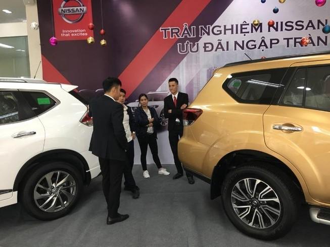 Giá xe Nissan tháng 3: Ưu đãi 50 triệu và giảm phí trước bạ