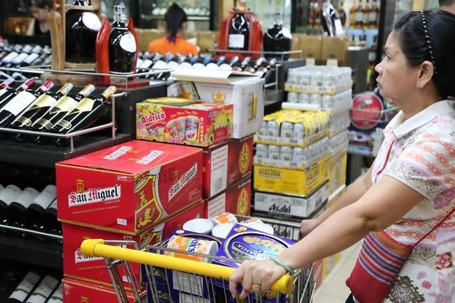 Bia San Miquel muốn mua cổ phần bia Sài Gòn
