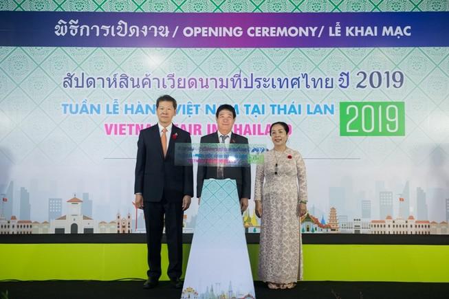 Nhiều cơ hội hàng hóa của DN TP.HCM sang Thái Lan