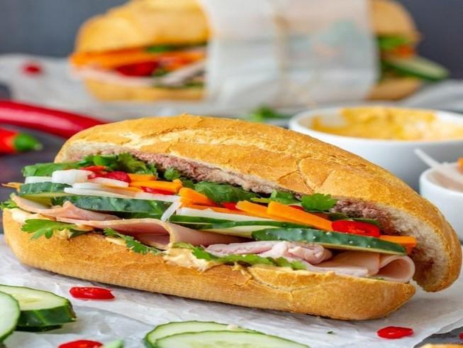 TP.HCM phát động Tuần lễ 'Tôi yêu bánh mì Sài Gòn'