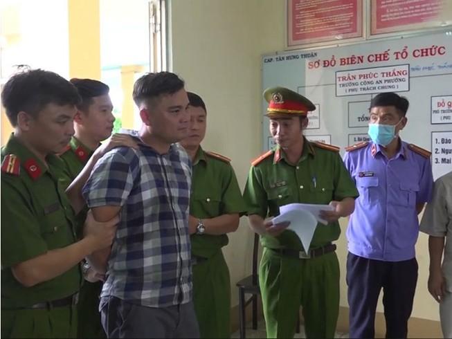 Xem xét khởi tố Lê Chí Thành thêm tội lợi dụng quyền tự do...