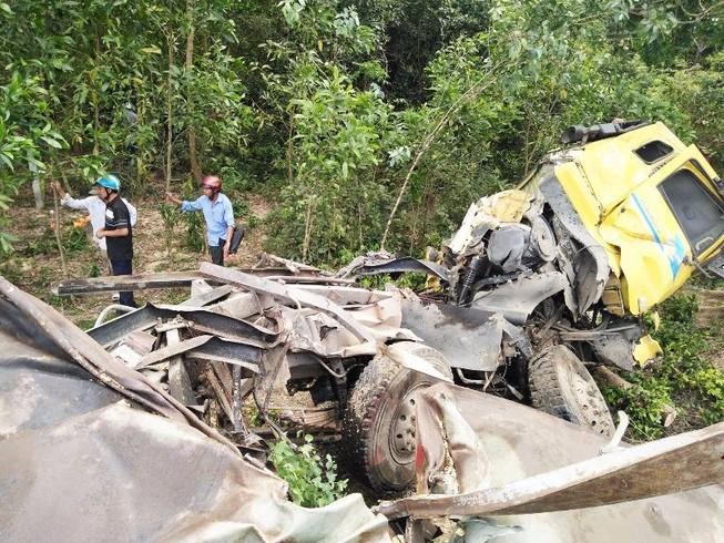 Tai nạn đường sắt ở Bình Định do không đóng gác chắn