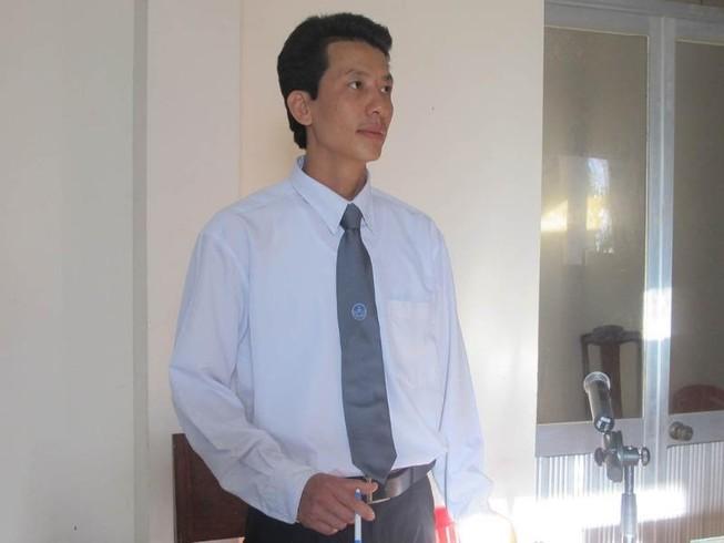 Xóa tên luật sư Võ An Đôn khỏi Đoàn Luật sư Phú Yên