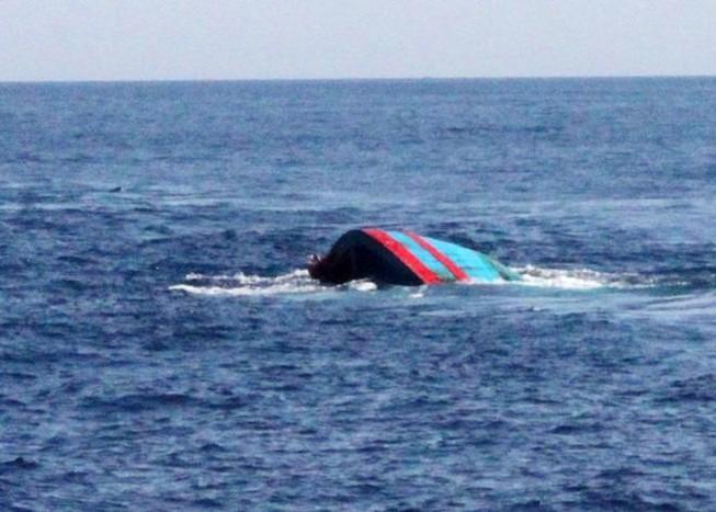 Chìm tàu cá ở biển Vũng Tàu, 6 người chết, mất tích