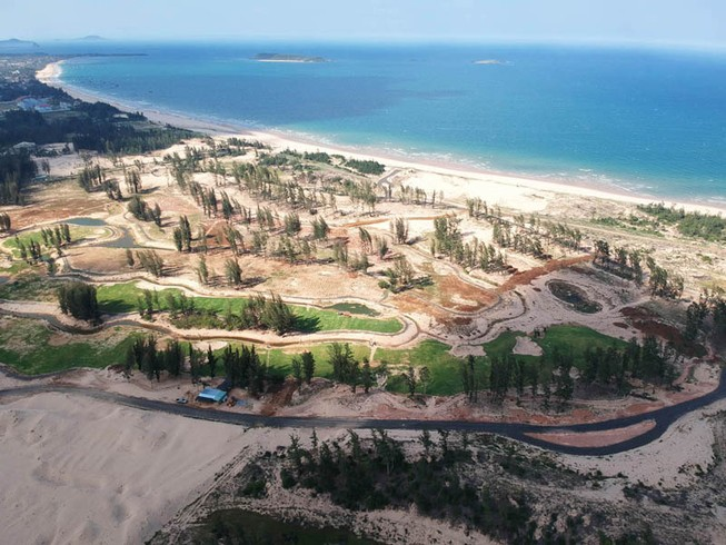 Phú Yên ra 'tối hậu thư' với dự án phá rừng làm sân golf