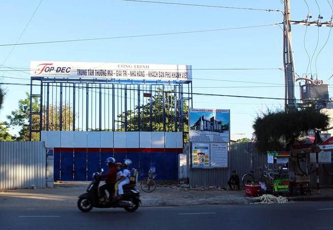 Tỉnh ủy Phú Yên hối thúc thu hồi dự án Phú Khánh Việt