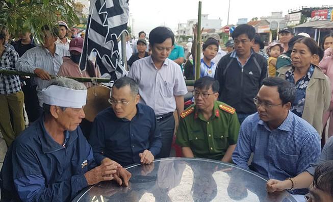 Thủ tướng chia buồn với gia đình các nạn nhân ở Phú Yên