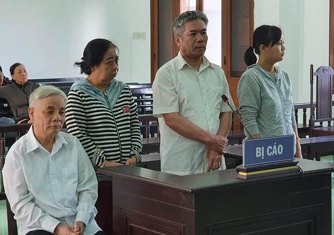 Đề nghị phạt cựu chánh án tỉnh Phú Yên đến 16 năm tù