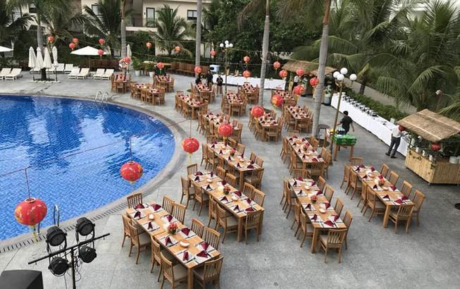 37 du khách Trung Quốc nhập viện do ngộ độc thực phẩm