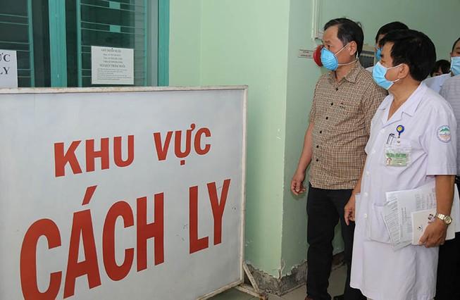 Bệnh nhân đầu tiên nhiễm nCoV ở Khánh Hòa đã khỏi bệnh