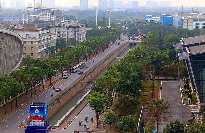 Tuyến đường nào ở Hà Nội bị cấm trước trận Việt Nam - UAE?