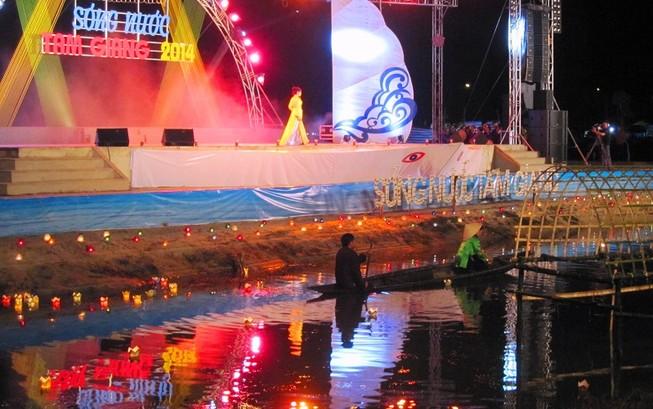 Lễ hội sóng nước Tam Giang