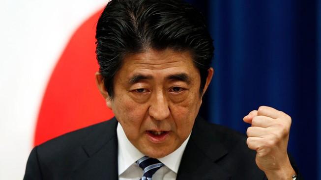 Nhật tìm cách tăng quyền quân đội để đối phó Trung Quốc