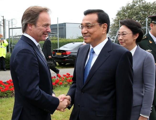 Trung Quốc đến Anh lần hai trong vòng 3 tháng