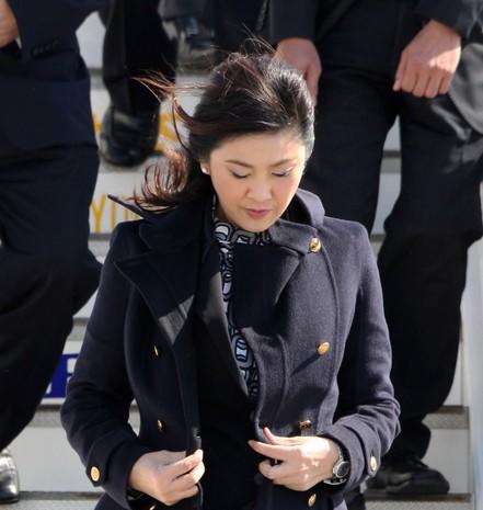 Cựu thủ tướng Thái Lan về nước để đối mặt với cuộc điều tra tham nhũng