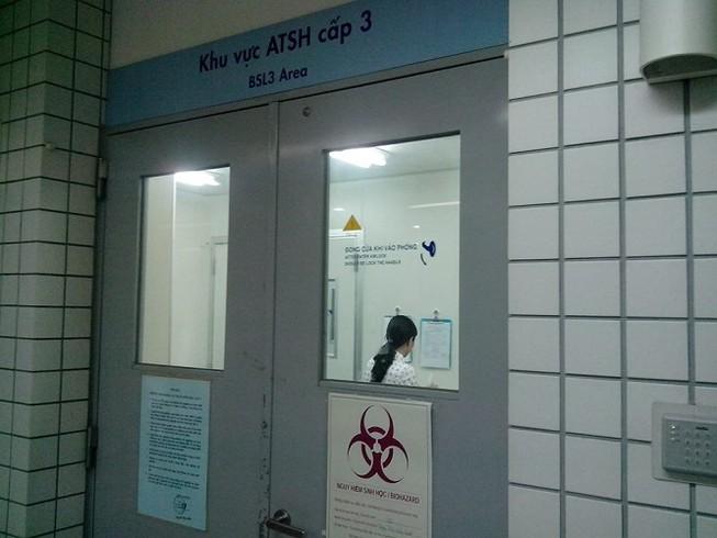 Tập huấn ứng phó với dịch bệnh Ebola