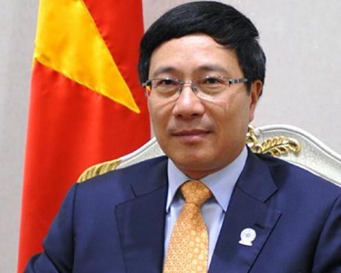 Phó thủ tướng Phạm Bình Minh sẽ sang Trung Quốc