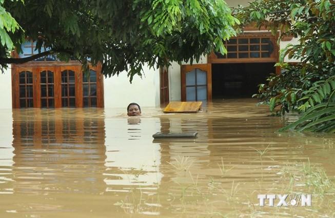 70% dân số Việt Nam sẽ đối mặt thảm họa do biến đổi khí hậu