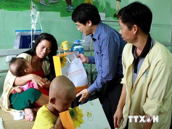 Mỗi năm Việt Nam phát hiện thêm 160 nghìn ca ung thư