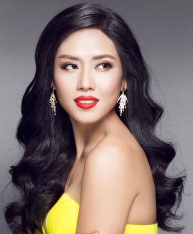Nguyễn Thị Loan sang Anh thi Hoa hậu thế giới 2014