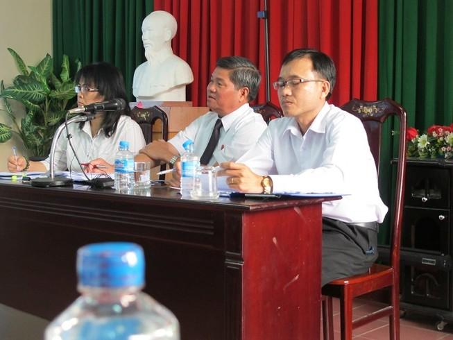 Buổi họp báo đặc biệt về vụ hoãn thi hành án tử tù Hồ Duy Hải
