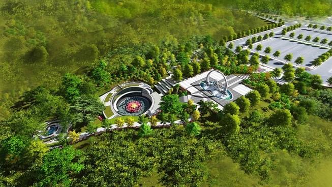 Khởi công xây dựng Khu tưởng niệm Chiến sĩ Gạc Ma