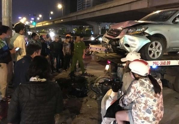 Khởi tố tài xế 'xe điên' gây tai nạn khiến 1 người chết