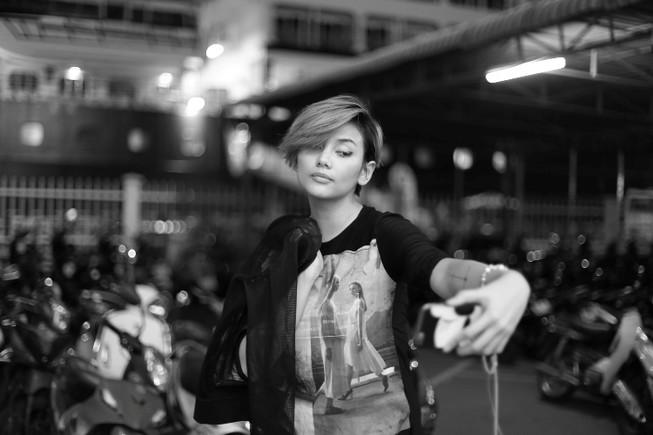 Siêu mẫu Hoàng Yến: Kiếm tiền từ DJ dễ hơn làm người mẫu