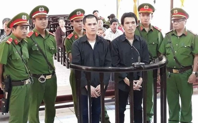 Tòa Kiên Giang xin ý kiến vụ tổng hợp hình phạt tử hình