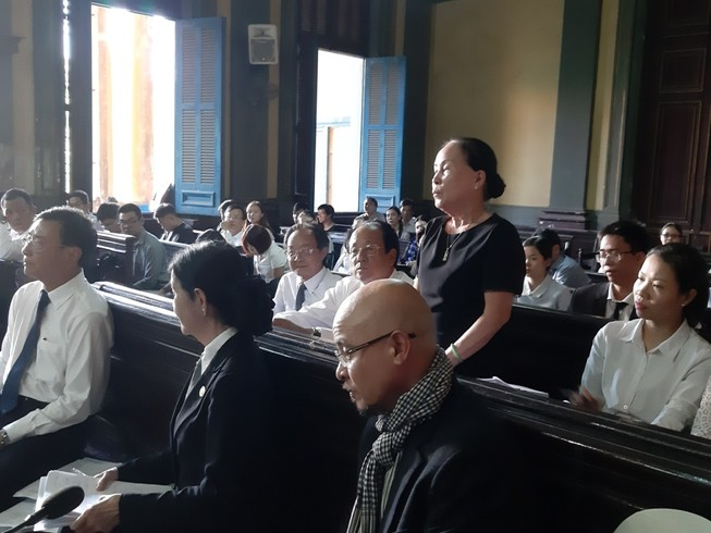 Bà Lê Hoàng Diệp Thảo muốn rút đơn ly hôn tại toà